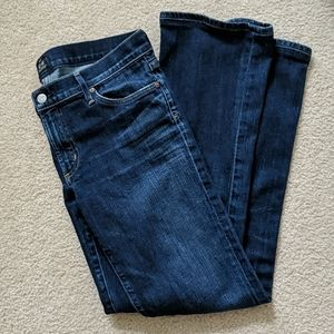 Citizens of Humanity bootcut jeans, size 30